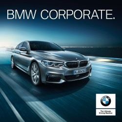 BMW Corporate Program - Reward Yourself