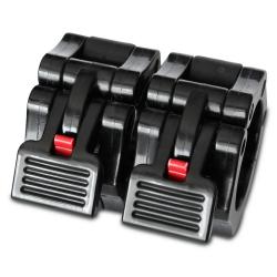 Lifespan Fitness CORTEX Strongman Log Barbell with Lockjaw Collars