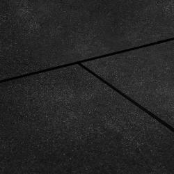 Lifespan Fitness Rubber Gym Floor Mat 10mm Set of 16