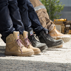 10% off Steel Blue boots at TWW stores nationally