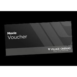 Village Cinema Adult Movie Gift Voucher
